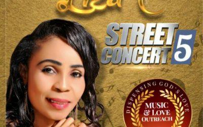 Liza C Street Concert 5